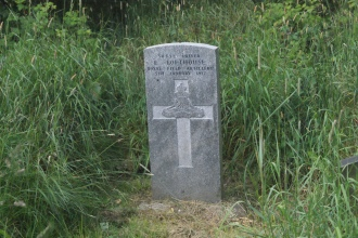 E Lofthouse, Undercliffe Cemetery