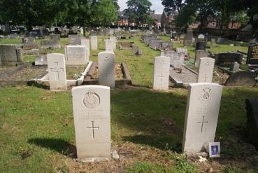 All Saints Cemetery Newcastle