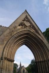 All Saints Cemetery, Newcastle