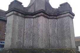 St Albans war memorial