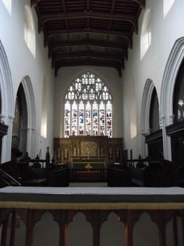 Mary Magdalene Taunton altar
