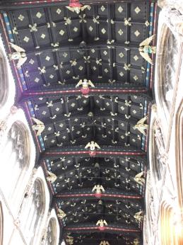 Mary Magdalene Taunton ceiling