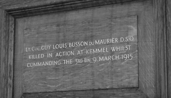 Guy Louis Busson du Maurier