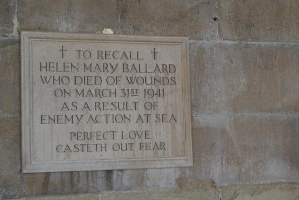 Helen Mary Ballard